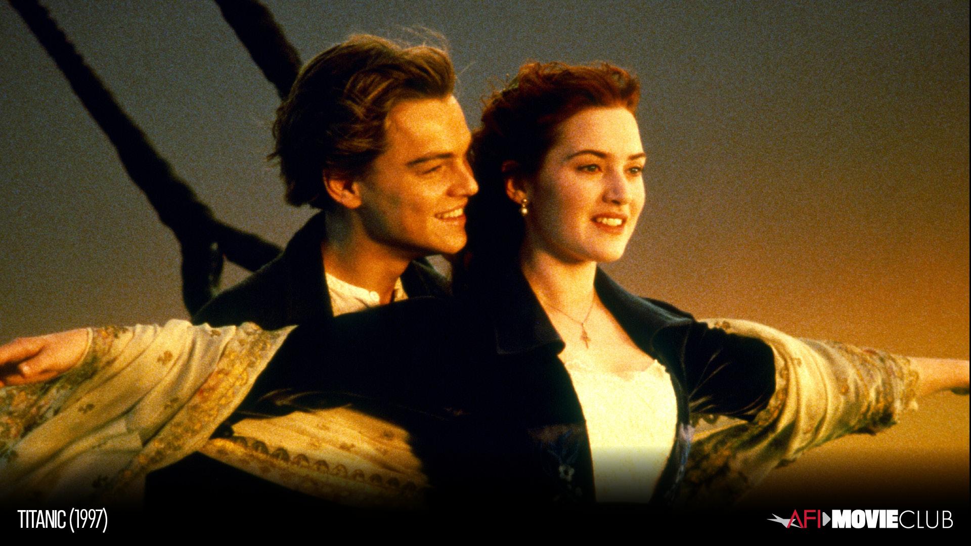 AFI Movie Club: TITANIC | American Film Institute