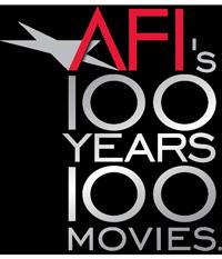 Afi S 100 Years 100 Movies American Film Institute