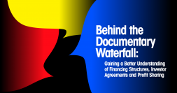 BEHIND THE DOCUMENTARY WATERFALL