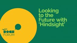 LOOKING TO THE FUTURE WITH 'HINDSIGHT'