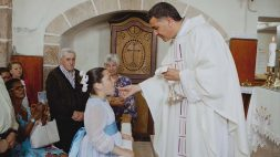 THE COMMUNION OF MY COUSIN ANDREA
